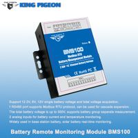 BMS100 Battery monitoring management system for BTS server room battery pack solar pannel battery mo thumbnail image