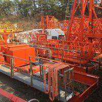 Second hand tower crane : Peiner SK565