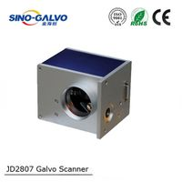 CE approved JS2807 Galvanometer Scan Head