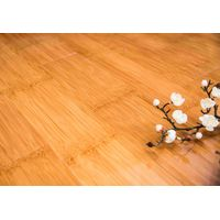 Natural and Side Pressed Bamboo Flooring (Vertical)