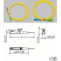 E2000 Singlemode Fiber Patch Leads optical fiber patch cord thumbnail image