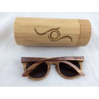 100% handmade&Eco-friendly wooden sunglasses with CE&FDA approval