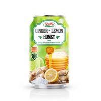 330ml Nawon ginger lemon honey with deep seasalt and dextrose thumbnail image