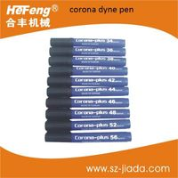 Taiwan corona treater dyne test pen for testing plastic film