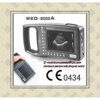 Veterinary /husbandry /animal portable ultrasound scanner-web-2000AV thumbnail image