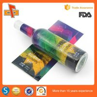 High Quality PVC Shrink Film for Label Printing