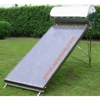 Integrated Type Solar Water Heating System (Flat Plate Type)