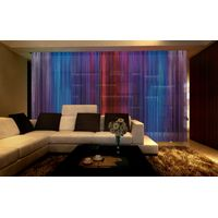 Bintronic Motorized Decortaive Curtains with LED (BT-MSC)
