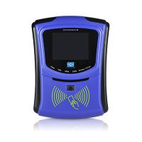 Onboard Bus Ticket Validator With 2D Code Scanner And NFC Reader