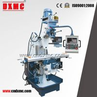 X6325W ram type turret milling machine