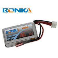 Bonka 850mAh 25C 3S LiPo