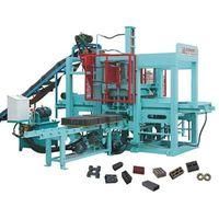 QTJ4-35 Brick Making Machine
