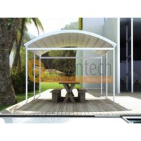 All Seasons Ellips Aluminium Pergola
