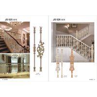 Copper Aluminum handrail railing