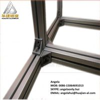 Aluminium Extrusion Profiles for Furniture