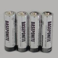 Baseponite Ultra Alkaline battery LR6 AA AM-3 1.5V for bluetooth