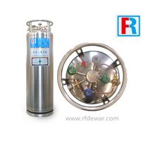 Cryogenic gas cylinder,Cryogenic liquid gas cylinder