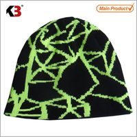 2015 Plain polar fleece winter beanie, outdoor polyester knit sports hat