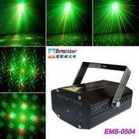 4 patterns effect mini laser light RG disco laser light multifunction effect stage light