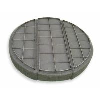 Copper knitted demister pad & mist elininator for sale thumbnail image