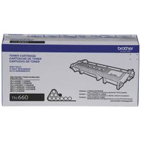 Original and New Brother Black Toner cartridge Brother TN-660)