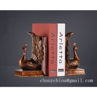 Decorative Resin Bookends