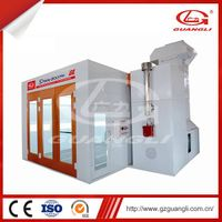 Factory Supply High-end Cycling Heating Auto Spray Paint Baking Booth