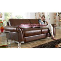 PRINCE, leather sofa,Classic sofa,Chesterfield sofa