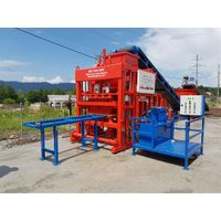 Brick Making Machine | Brick Molding Machine | Concrete Block Making Machine