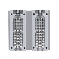 Wholesale products steel plastic 2 cavity bottle blowing shaping mould bottle mold design thumbnail image