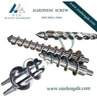 Hot feed rubber screw and barrel for extrude machine thumbnail image