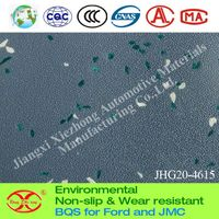 silicon floor mat  for bus/car/train/ship/warehouse