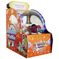 Canton Fair promotion arcade lottery amusement machines supplier