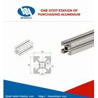 T-slot 2020 aluminium profile