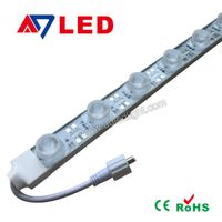 30w high lumen led module for double sided light box led display module