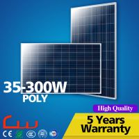 Excellent quality CCC CE RoHS TUV 12v 300 watt mono or poly pv solar panel price