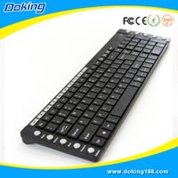 Factory-outlet 2.4G Wireless Computer Keyboard from Meizhou Doking Electronic Technology Co., Ltd