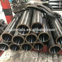 Mild Steel SCH40 ASTM A106 / A53 Honed Tube For Hydraulic Cylinder