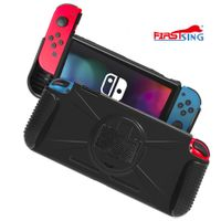 Firstsing Protective Game Controller TPU Case for Nintendo Switch console thumbnail image