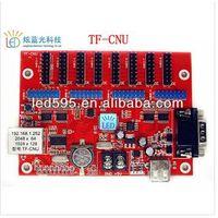 control card led moving sign/control card 2013/power led control card TF-CNU