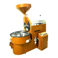 15 kg COFFEE ROASTER ( GAS VERSION )