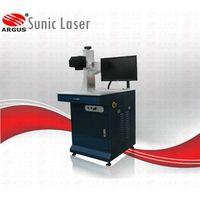 Big sales Fiber laser marking machine SFM10 10W with IPG laser thumbnail image