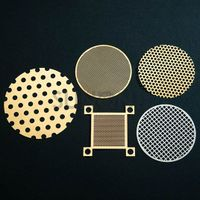 Single Extruder Screen   Wire Mesh Fabric  Single Extruder Screen wholesale thumbnail image