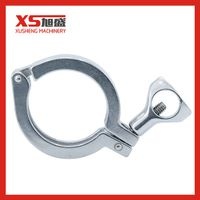 304 Sanitary Stainless Steel Single Pins Pipe Clamp thumbnail image