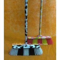HQ0578P cow design water transfer printing broom head thumbnail image