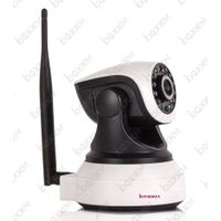 P2P PTZ IP Camera with Wifi Night Vision for home use new baby monitor