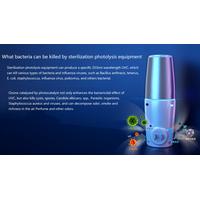 bacterial extinction photolysis instrument