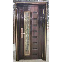304 Stainless Steel Door Exterior Security Door Front Entrance Door