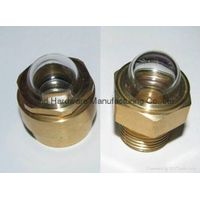 Domed shaped oil sight glass,domed head sight glass,domed sights thumbnail image