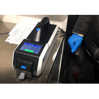 Narcotics and Explosives Detector